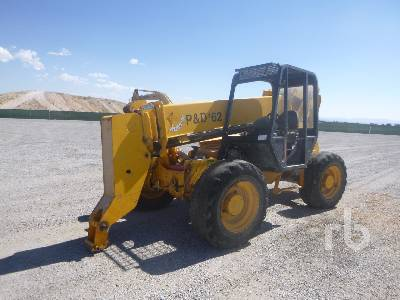 2000 JCB 508C 8000 Lb 4x4x4 Telescopic Forklift