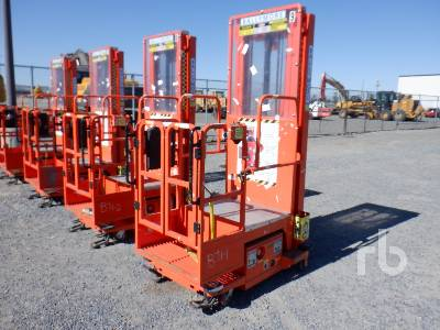 2015 BALLYMORE PS-140 Electric Material Lift