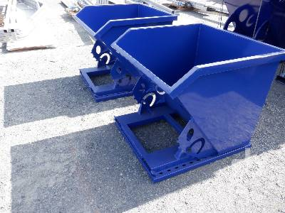Unused Qty Of 2 Suihe 1 CY Self Dumping Ho Container Equipment - Other