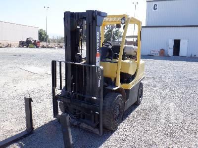 2007 HYSTER H80FT 8000 Lb Forklift