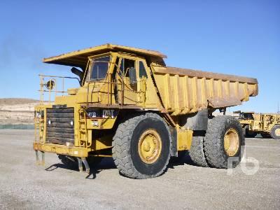 1984 CATERPILLAR 773B Rock Truck