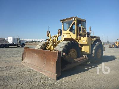 1977 CATERPILLAR 824B Wheel Dozer