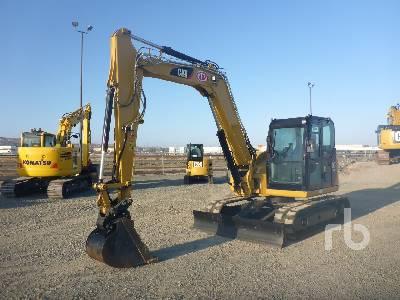 2016 CATERPILLAR 308E2 CR Midi Excavator (5 - 9.9 Tons)