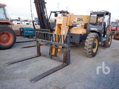 GEHL RS642 6000 Lb 4x4x4 Telescopic Forklift