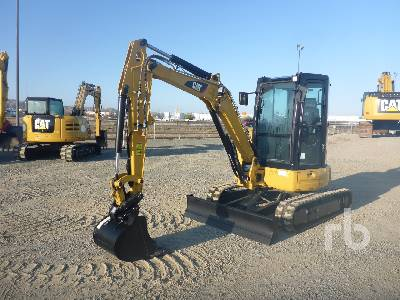 2019 CATERPILLAR 303.5E CR Mini Excavator (1 - 4.9 Tons)