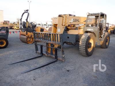 2014 GEHL RS6-42 6000 Lb 4x4x4 Telescopic Forklift