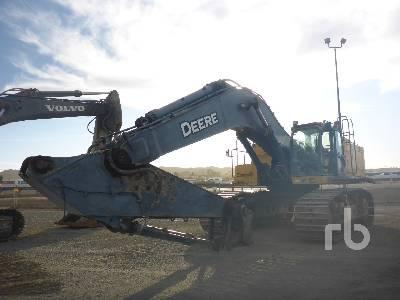 2012 JOHN DEERE 670G LC Hydraulic Excavator