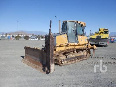 2008 JOHN DEERE 700J XLT Crawler Tractor