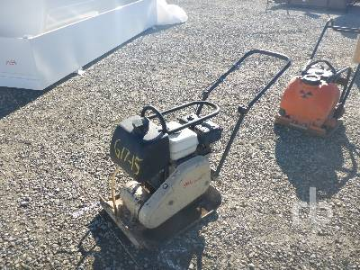 INGERSOLL-RAND BX-8 Plate Compactor