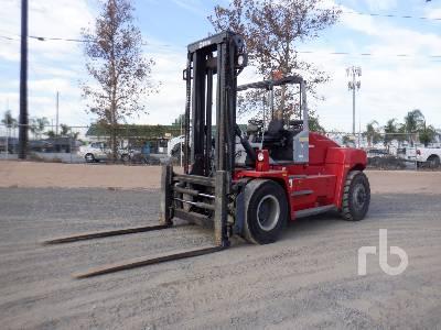 2007 KALMAR DCE1406 31000 Lb Forklift
