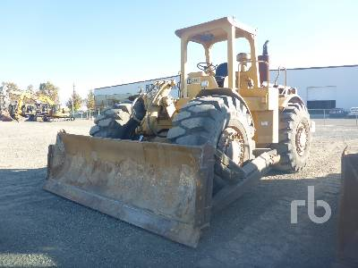 1974 CATERPILLAR 824B Wheel Dozer