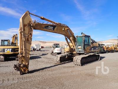 2005 CATERPILLAR 325CL Hydraulic Excavator