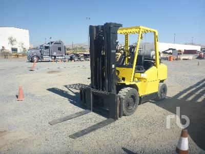HYSTER H80XM 8000 Lb Forklift