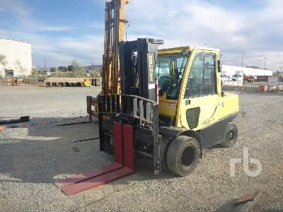 2016 HYSTER H120FT 12000 Lb Forklift