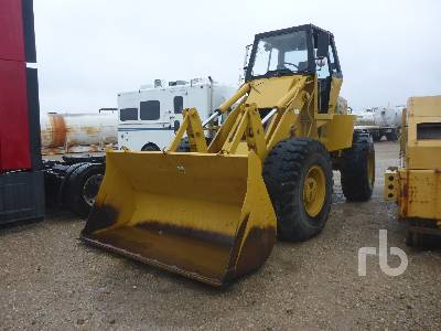 1978 CASE W24C Wheel Loader