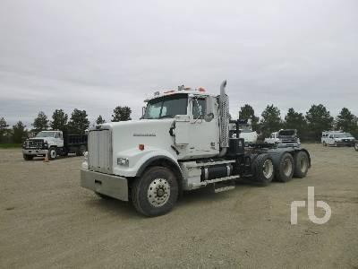 2013 WESTERN STAR WB123084 4900SF Tri/A Winch Tractor