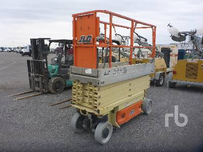 2012 JLG 2630ES Electric Scissorlift