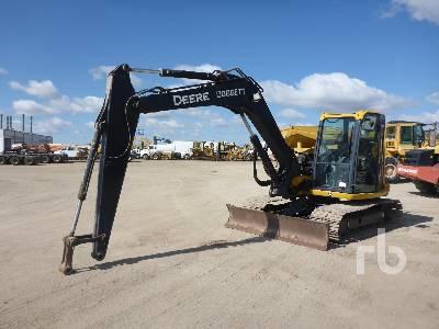 2017 JOHN DEERE 85G Midi Excavator (5 - 9.9 Tons)
