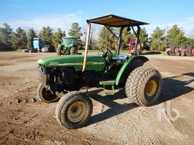 JOHN DEERE 5420 2WD Tractor
