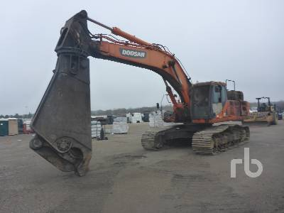 2013 DOOSAN DX420LC-3 Hydraulic Excavator Parts/Stationary Construction-Other