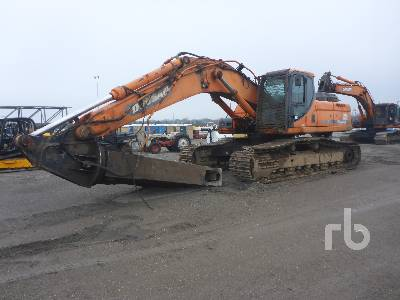 2012 DOOSAN DX420LC PARTS ONLY Hydraulic Excavator Parts/Stationary Construction-Other