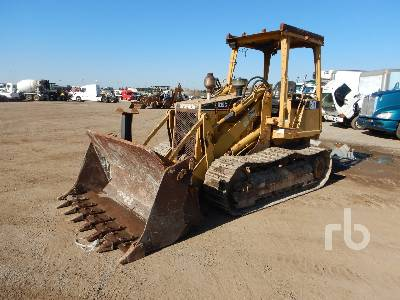 2005 CATERPILLAR 939C Crawler Loader