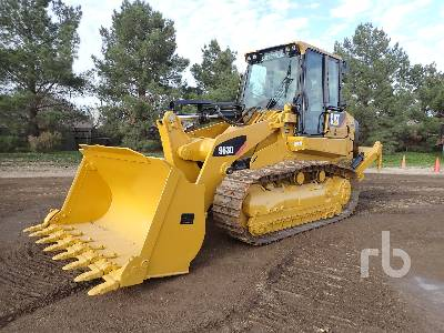 2013 CATERPILLAR 963D Crawler Loader