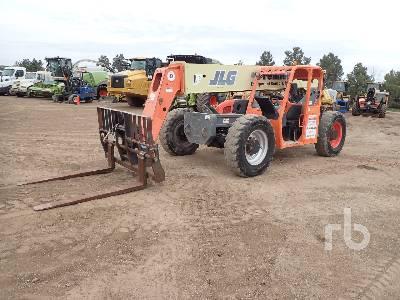 JLG G943A 9000 Lb 4x4x4 Telescopic Forklift