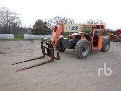 2012 JLG G943A 9000 Lb 4x4x4 Telescopic Forklift