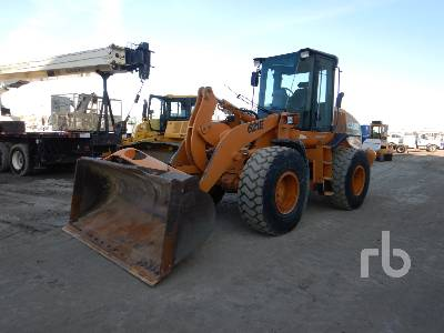 2010 CASE 621E Wheel Loader