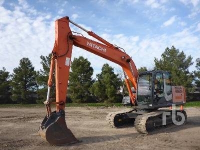 2010 HITACHI ZX160LC-3 Hydraulic Excavator