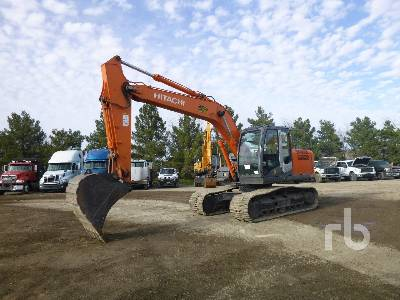2011 HITACHI ZX160LC-3 Hydraulic Excavator