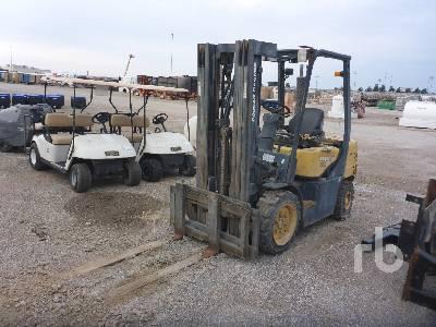DOOSAN D30S3 6000 Lb Forklift