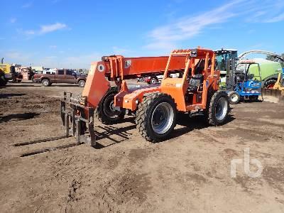 2012 JLG 6042 6000 Lb 4x4x4 Telescopic Forklift