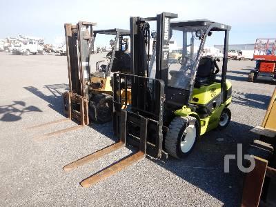 CLARK C300 6000 Lb Forklift