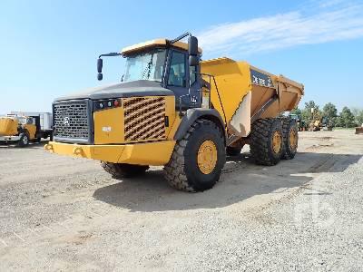 2017 JOHN DEERE 460E 6x6 Articulated Dump Truck