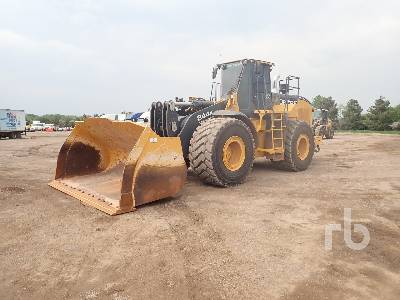 2018 JOHN DEERE 844K Series III Wheel Loader