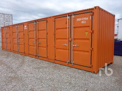 40 Ft High Cube Container