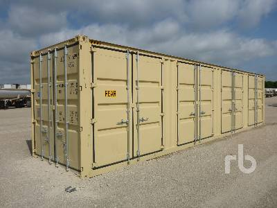 2020 40 Ft Container