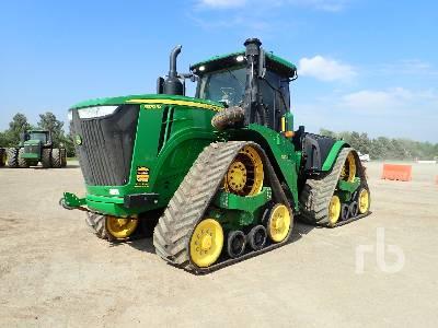 2019 JOHN DEERE 9570RX Quadtrac Track Tractor