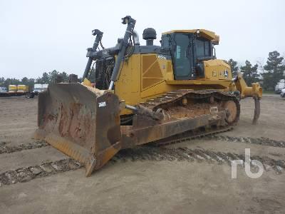 2015 JOHN DEERE 1050K Crawler Tractor