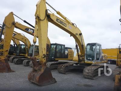 2004 KOBELCO SK250 LC Hydraulic Excavator