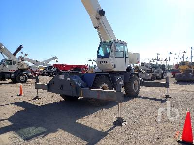 2004 TEREX RT230 30 Ton 4x4x4 Rough Terrain Crane