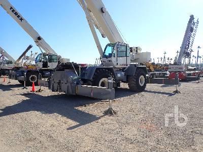 2009 TEREX RT780 80 Ton 4x4x4 Rough Terrain Crane