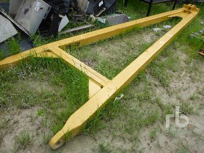 18 Ft Crawler Pipe Layer Boom Equipment Attachment - Other