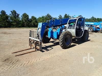 2011 GENIE GTH844 8000 Lb 4x4x4 Telescopic Forklift