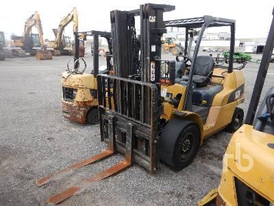 CATERPILLAR P9000 9000 Lb Forklift
