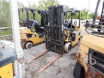 CATERPILLAR C5000 5000 Lb Forklift