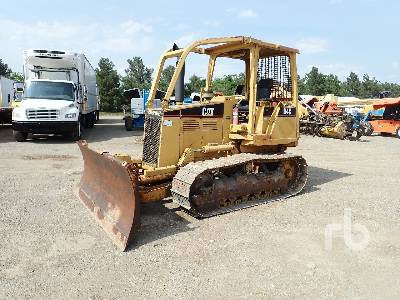 1996 CATERPILLAR D4C Series III Crawler Tractor