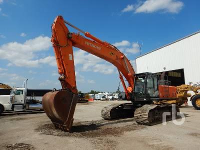 2013 HITACHI ZX470LC-5B Hydraulic Excavator